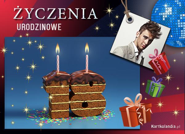 Urodzinowe życzenia 18