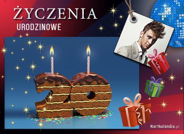 Urodzinowe życzenia 20