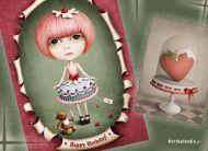 eKartki Urodzinowe Karteczka na urodziny,