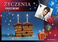eKartki elektroniczne z tagiem: 18 urodziny Urodzinowe życzenia 18,