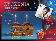 eKartki elektroniczne z tagiem: 20 urodziny Urodzinowe ¿yczenia 20,
