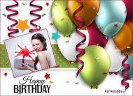 eKartki Urodzinowe Urodzinowy dzień,