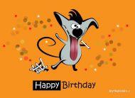 eKartki Urodzinowe Wystrzałowe urodziny,
