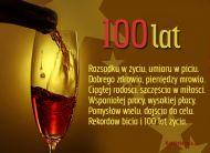 eKartki Urodzinowe 100 lat ¿ycia,