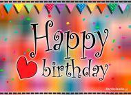 eKartki Urodzinowe Dzień Urodzin,