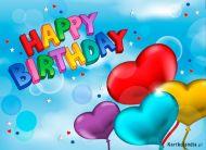 eKartki Urodzinowe Kolorowe Urodziny,