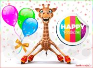 eKartki elektroniczne z tagiem: Darmowe kartki urodzinowe Magiczne Urodziny,