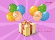 eKartki Urodzinowe Prezent na urodziny,