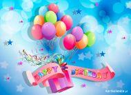 eKartki Urodzinowe Przesyłam życzenia,