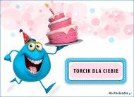 eKartki Urodzinowe Torcik dla Ciebie,