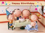 eKartki Urodzinowe Urodzinowa impra,