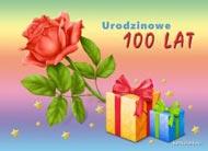 eKartki Urodzinowe Urodzinowe 100 Lat,