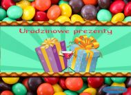 eKartki elektroniczne z tagiem: Darmowe e kartki na urodziny Urodzinowe prezenty,