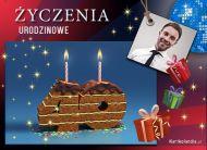 eKartki elektroniczne z tagiem: Darmowe kartki urodzinowe Urodzinowe życzenia 40,