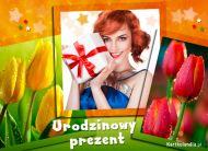 eKartki elektroniczne z tagiem: Darmowe e-kartki urodzinowe Urodzinowy prezent,