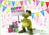 eKartki Urodzinowe Zabawna ekartka urodzinowa,