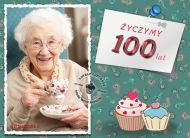 eKartki Urodzinowe Życzymy 100_lat,
