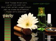 eKartki elektroniczne z tagiem: Darmowe e kartki na urodziny Party urodzinowe,