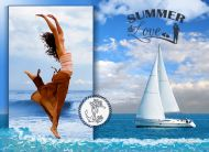 eKartki elektroniczne z tagiem: Pozdrowienia z wakacji Summer love,