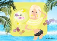 eKartki elektroniczne z tagiem: Kartki wakacyjne Upalne lato,