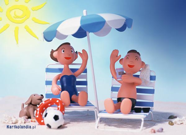 e-Kartka z wakacji