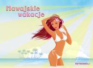 eKartki Wakacje Hawajskie wakacje,