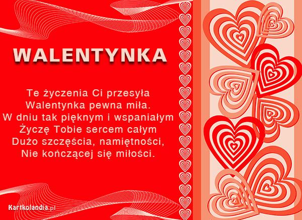 Miła Walentynka