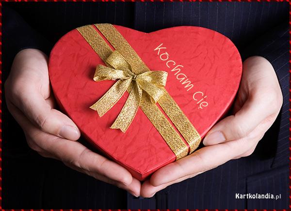 Serce od zakochanego
