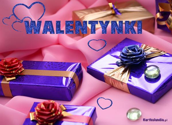 Niespodzianka na Walentynki