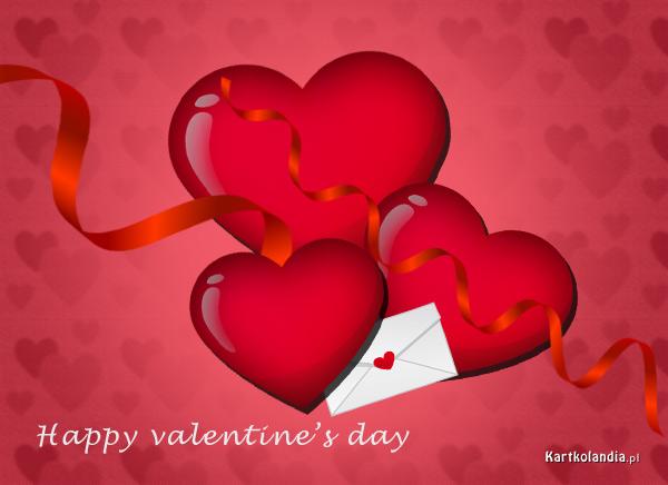 Szczęśliwy Dzień Zakochanych