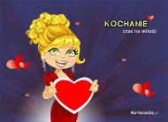 eKartki Miłość - Walentynki Czas na miłość,