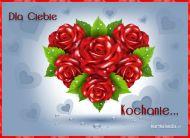 eKartki Miłość - Walentynki Dla Ciebie kochanie,
