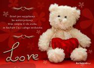eKartki Miłość - Walentynki Dzień walentynkowy,