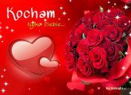 eKartki Miłość - Walentynki Kocham tylko Ciebie,