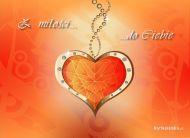 eKartki Miłość - Walentynki Kryształowe serce,