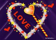 eKartki Miłość - Walentynki Magia miłości,