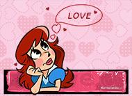 eKartki Miłość - Walentynki Marzenia,