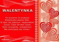 eKartki Miłość - Walentynki Miła Walentynka,