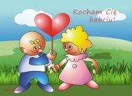 eKartki Miłość - Walentynki Miłość na emeryturze,