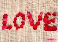 eKartki Miłość - Walentynki Miłość usłana różami,