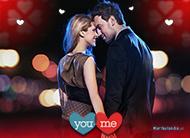 eKartki Miłość - Walentynki Miłosna kartka,