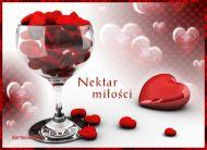 eKartki Miłość - Walentynki Nektar miłości,
