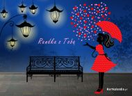 eKartki Miłość - Walentynki Randka z Tobą,