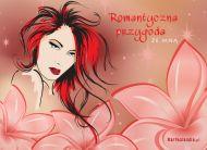 eKartki elektroniczne z tagiem: Darmowa kartka na walentynki Romantyczna przygoda,
