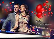 eKartki Miłość - Walentynki Tylko we dwoje,