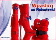 eKartki Miłość - Walentynki Wpadnij na Walentynki,