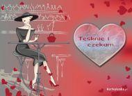 eKartki Mi³o¶æ - Walentynki Wyczekiwana randka,