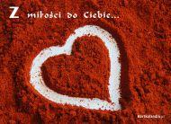 eKartki Miłość - Walentynki Z miłości do Ciebie,