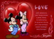 eKartki Miłość - Walentynki Zakochani,