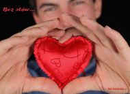 eKartki Mi³o¶æ - Walentynki Bez s³ów...,